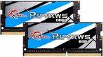 G.Skill Ripjaws 64GB RAM Kit (2x32GB) DDR4 3200MHz CL22 SODIMM $310.29 + Shipping ($0 with Prime) @ Amazon US via AU