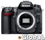 eGlobal Offer Special Deal for Nikon D7000 Body RRP $1299.95 NOW JUST $709, 45% off, Save $590.95