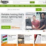 Create a New Website and Host It for $1 a Month for Twelve Months for New Plans