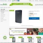 1TB Portable HDD for $85.95 Delivered - Hitachi TOURO