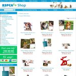 $10 Calendars and Diaries (50% off RRP) @ RSPCA VIC Online Store ($10 Postage)