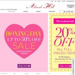 Alannah Hill - Extra 10% off All Items (Inc Sale Items)