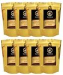 Premium Range Fresh Roasted Coffee Variety 8 X 250g Bags $69.95 + FREE Shipping @ Mannabeans