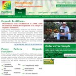 [Free Sample] Plant Master - Power Pellets - Organic Fertilizer - 80g (2 Handfuls) - $0
