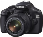 CANON 1100D 18-55mm IS Single Lens Kit DSLR Camera $295.20 Delivered @ DSE