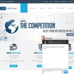 $1 for 1 Year of Australian Web Hosting w/ Net Virtue