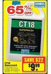 Chemtech CT18 Superwash 5L only $9.99 (65% off save $22) @ Repco