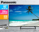 "Panasonic VIERA 60"" Full-HD 200MHz LED TV with IPS Panel $1,399 + Shipping ($19.95) @ COTD"