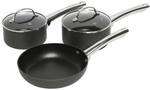 Stanley Rogers Techtonic  Cookware from  $25 + Shipping @ COTD (+ Bonus $10 Referral Credit)