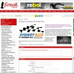 Win a Double Pass to The V8 Supercars Sydney 500