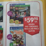 Lego Batman 3 PS4/XBONE, Little Big Planet 3 PS4 $59.98 When You Pre-Order @Dick Smith