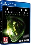 Alien Isolation Nostromo Edition PS4 $39.98 Delivered @ Ozgameshop