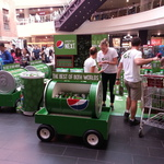 [VIC] Free 375ml Cans of Pepsi Next in Melbourne Central Big Clock Area