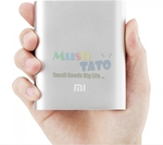 $25.95 Free Shipping Genuine Xiaomi Mi Power Bank 10400mAh Portable Phone Charger @ Mushtato