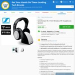 Sennheiser RS 110 II Wireless RF Headphone System $59 + Shipping @ COTD