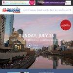 The Age Run Melbourne 30% off 5km, 10km and Half Marathon Entries Sunday July 26