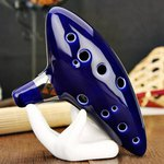 12 Holes Ocarina of Time Flute for $9.50 USD GearBest