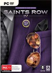 [PC Game] Saints Row IV - Commander in Chief Edition $4 @ Harvey Norman