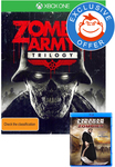Zombie Army Trilogy (Xbox One) + Abraham Lincoln Vs Zombies (Blu-Ray) $50 Delivered @ Mighty Ape