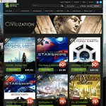 Greenman Gaming Civilization Titles on Sale Steam PC Download + 23% off Coupon