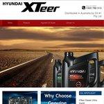 Hyundai Oil Sale - Syn Diesel Ultra 5w30 6L $50, Syn Petrol 5w30 4L $30 [Pickup-SA]@Oilman Group