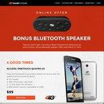 Buy Boost Handset, Get Free Bluetooth Speaker (Online Only)