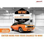 Win a 1976 Holden Torana Hatchback (A9X-Inspired Tribute) Worth up to $85,000