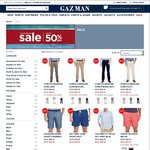 Jean Styled Pant $59 + Shipping @ Gazman