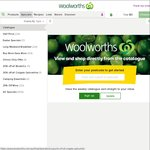 50% off All Easter Confectionery, Gifting & Decorations (Mon), Lamb Leg Roast $8/Kg @ Woolworths