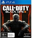 Call of Duty Black Ops 3 PS4 - $50 Delivered @ Harvey Norman