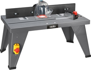 Ozito router table 68 bunnings warehouse ozbargain greentooth Images