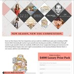 Win a $4,000 Luxury Prize Pack (Includes 2 Nights at The Brisbane Marriott Hotel, a $1000 Sacha Drake Gift Voucher + More)