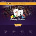 Tabletop Simulator USD $8/~AUD $11 (Usually USD $19.99) @ Chrono.gg