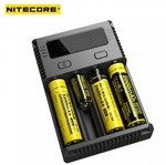 NITECORE 'New' i4 Smart Battery Charger $17.89 + Delivery @Zapals