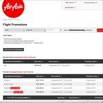 Air Asia Sale: Darwin - Bali $95 (O/W), Melb - KL $159 (O/W), Perth - Bali/KL $99 (O/W)