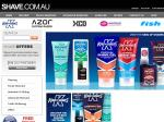 50% off King of Shaves and Azor System Razor Products. Free Delivery