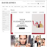 David Jones Ultimate Beauty Gift Bag Free with $250 Beauty Spend - Plus Other GWPs