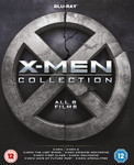 X-Men 8 Blu-Ray Collection (Includes Apocalypse 2D & 3D) for £15.40 (AU $27) Delivered @ Zavvi