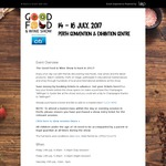 Perth Good Food and Wine Show - Sunday Tickets - $15 + Booking Fee (Save $15)