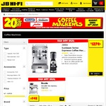 Sunbeam EM7000 Coffee Machine for $399 (RRP $849) at JB Hi Fi (in Store Only)