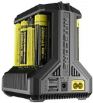 Nitecore Intellicharger I8 8 Slot Battery Charger for Li-Ion/IMR/Ni-MH/Ni-Cd US $36.99 (~AU $49.51) Delivered @ Zapals
