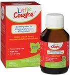 Little Cough 200ml $9.45 (Half Price) - Chemist Warehouse