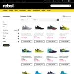 25% off Footwear at Rebel Sport