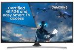 "Samsung 50MU6100 Series 50"" ULTRA HD Smart TV $790.40 + $40 Delivery @ Bing Lee eBay"