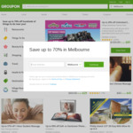 Extra 10% off on Goods at Groupon