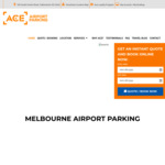 [Vic] Melbourne Airport Parking 2 Days Free (Min 5 Days) @ Ace Airport Parking
