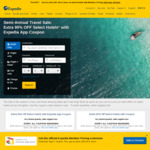 $50 off $200 (USD) Hotels on Expedia (Exclusions Apply)