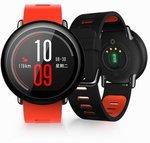 AMAZFIT Xiaomi Red Waterproof Watch US $95.99 (AU $131.78) @ Banggood