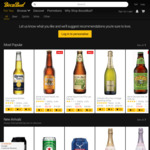 BoozeBud: $25 off First Order & Free Delivery ($100 Minimum Spend)