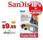 Hyundai Headphone /Mic $1, Samsung Evo Plus 32GB MicroSDXC $9.95 and More @ Olcdirect eBay (with eBay Plus Membership)